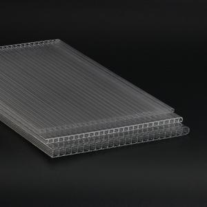Multiwall polycarbonate 6 mm Top quality roofing
