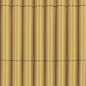 Nilo beige High quality half cane synthetic wattle