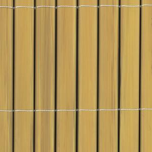 Nilo plus beige Synthetic reed screening