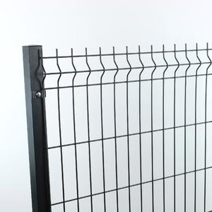 Panopro 2000 panel grey The top-quality weldmesh panel