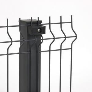 Pannello Nylofor 3D 2M micaceo Il pannello da recinzione di alta qualità