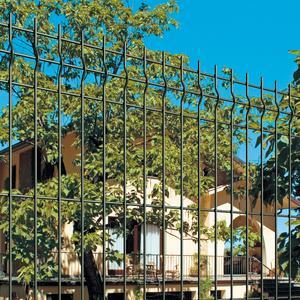 Pannello Panoplax verde Il pannello da recinzione economico