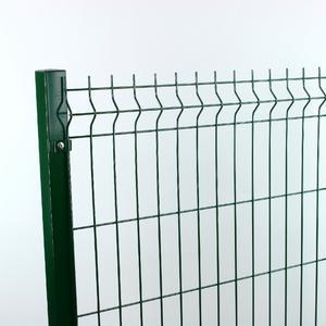 Pannello Panoprò 2000 verde La recinzione residenziale di livello superiore