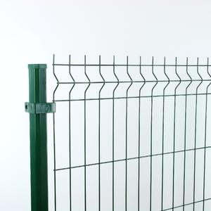 Panoplax green modular panel The economic weldmesh panel
