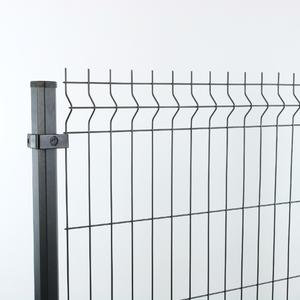 Panoplax grey modular panel The economic weldmesh panel