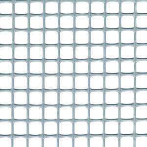 Quadra 10 argento Rete in plastica multiuso
