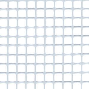 Quadra 10 bianca Rete in plastica multiuso