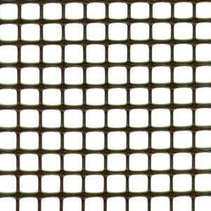 Quadra 10 brown Multipurpose square mesh net