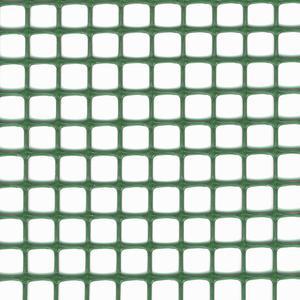Quadra 10 verde Rete in plastica multiuso