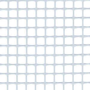 Quadra 10 white Multipurpose square mesh net