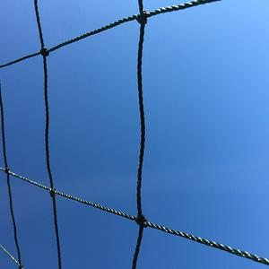 Rete polietilene 130x130 La rete per i campi da calcio