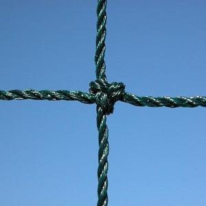 Rete polietilene 150x150 La rete per copertura dei campi sportivi