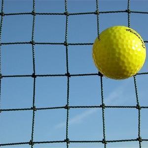 Rete polietilene 25x25 La rete per i campi da golf