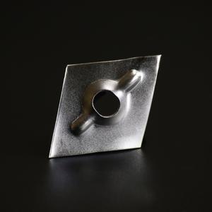 Rondella in acciaio Per fissaggio barrette coperture