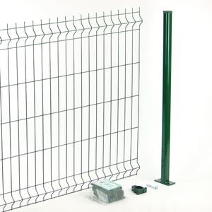 Grey Panoplax modular panel fence kit Cheaper and easier