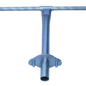 Ti 48 Vortek manual turnkey For TI 48 Vortek ground screw installation