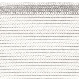 Soleado White Luminous and elegant woven shading net