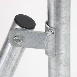 Sport start bracket brace band 1 bracket brace band  for sport enclosures