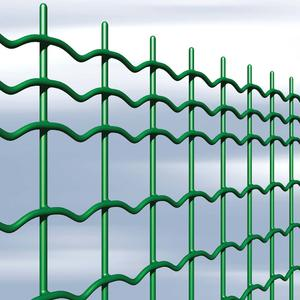 Stilplax Security fencing