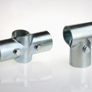 Structural pipe fitting Ø 60 For big structures