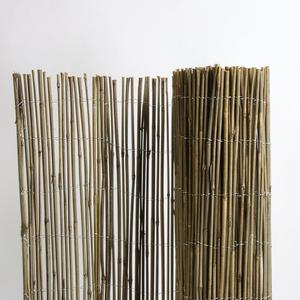 Time reed fencing Strong bamboo rolled fencing