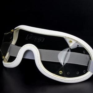 White Multi-Use Goggles Multipurpose
