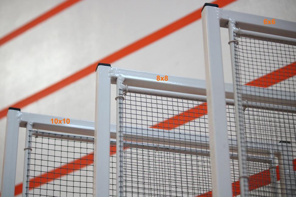 Rete Elettrosaldata Zincata 10x10.Esafort 10x10 La Rete Multifunzione Vendita Online Su Fenceshop Eu