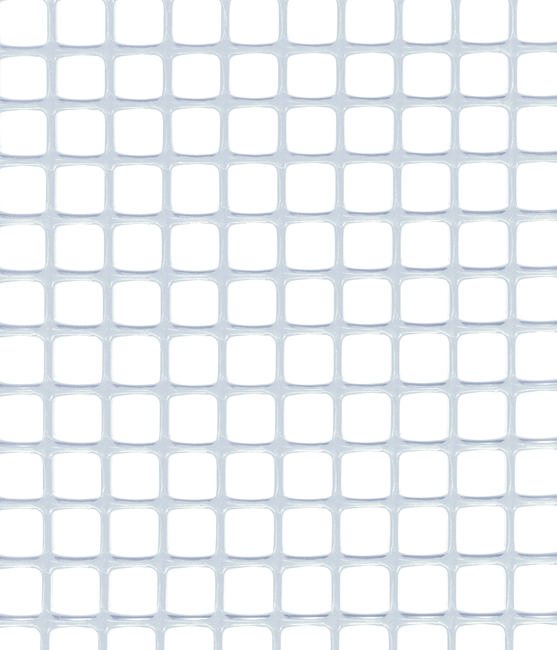 Rete In Plastica Per Cantiere.Quadra 10 Bianca Rete In Plastica Multiuso Vendita Online Su