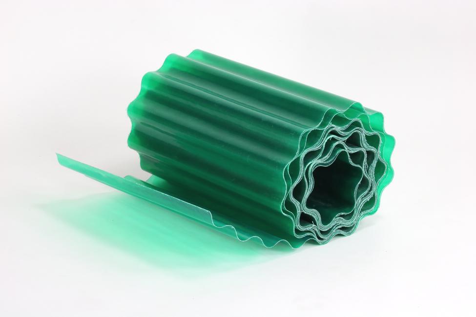 Vetroresina ondulata verde la copertura pi economica for Vetroresina ondulata prezzo