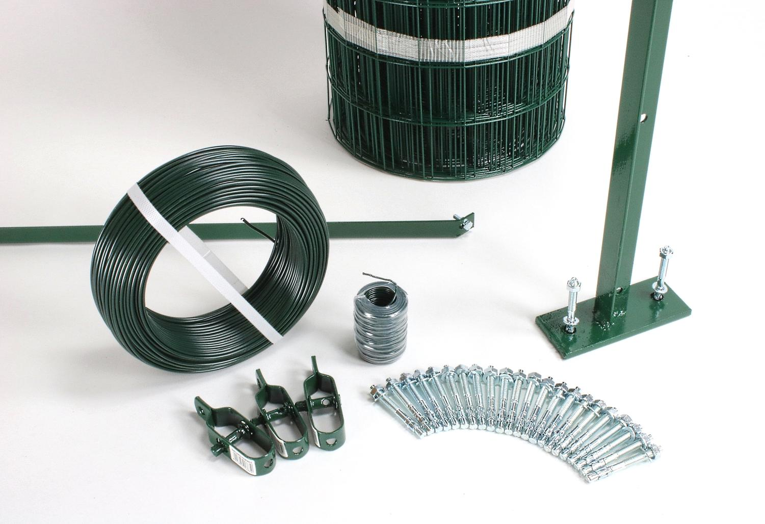 Ready to use fencing kits: value for money and quick to install.