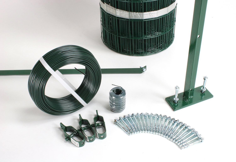 Kits pour clôture prêts à l'emploi: gain de temps et meilleur prix