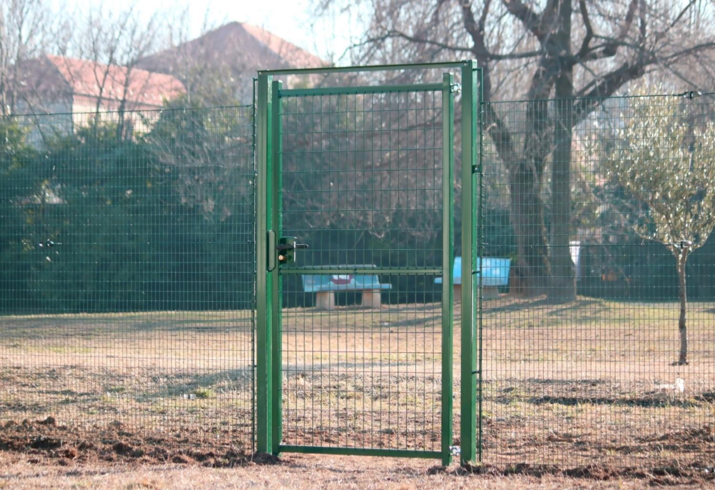 Come posare un cancello ad 1 anta