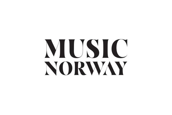 Music Norway logo