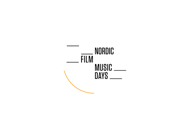 Nordic film music days logo