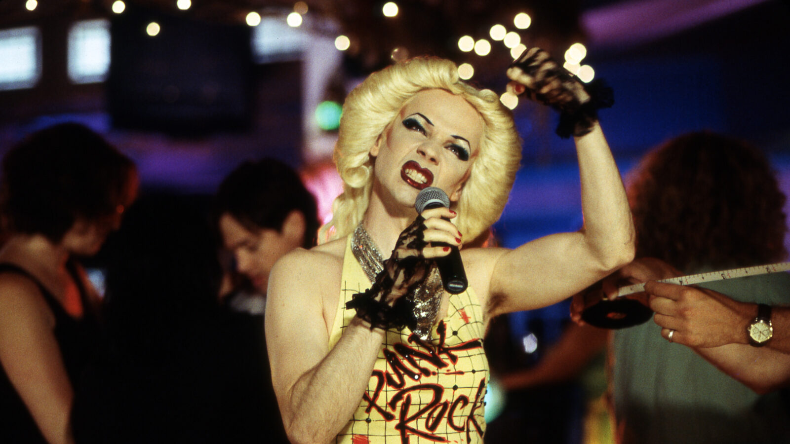 Hedvig and the angry Inch