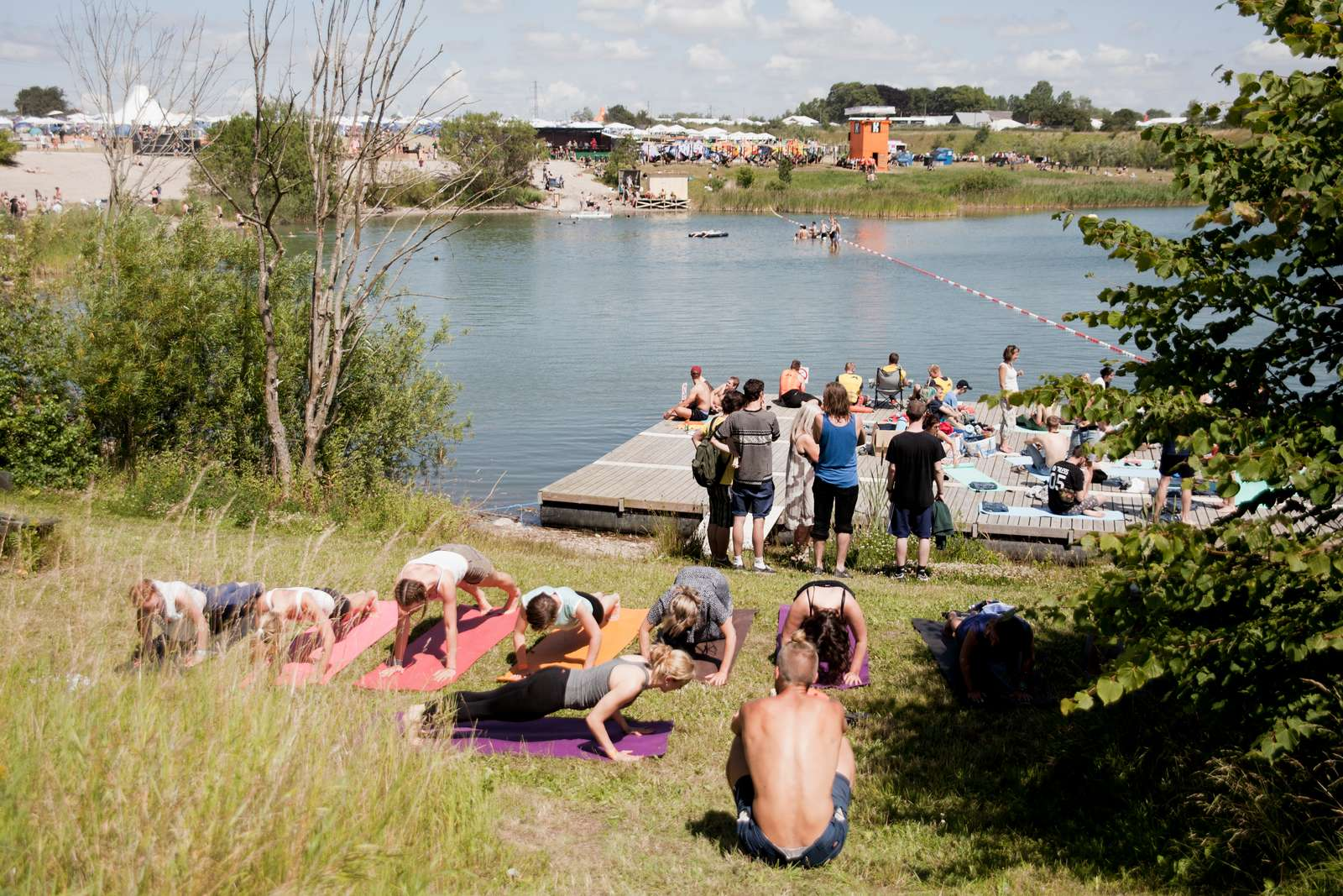 An Insider's Guide to Roskilde festival