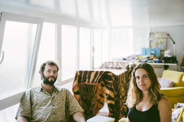 Joana Espadinha + Benjamim