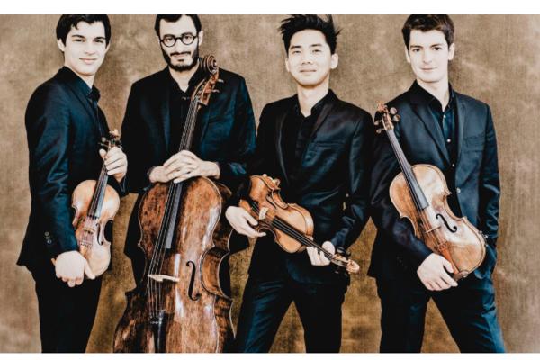 BEETHOVEN: INTEGRAL DOS QUARTETOS PARA CORDAS I - Quatuor Arod