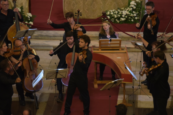 ORQUESTRA - Orquestra de Câmara de Colónia, Raphael Christ