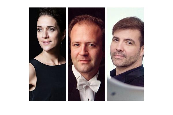 ESPECIAL DE CANTO - Juliane Banse, Konrad Jarnot, Marcelo Amaral