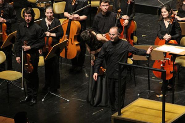 ORQUESTRA - Jovem Orquestra Portuguesa, Pedro Carneiro