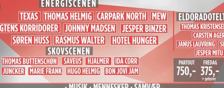 Esbjerg Rock Festival 2018 In Esbjerg Denmark Festivall