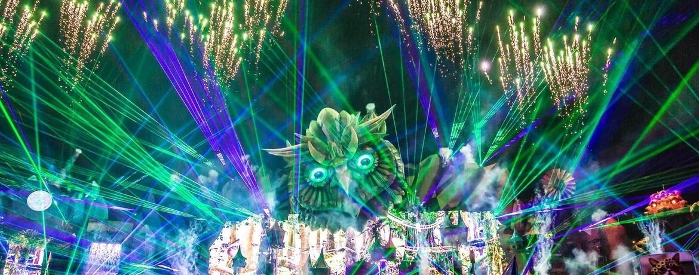 EDC: Electric Daisy Carnival Las Vegas