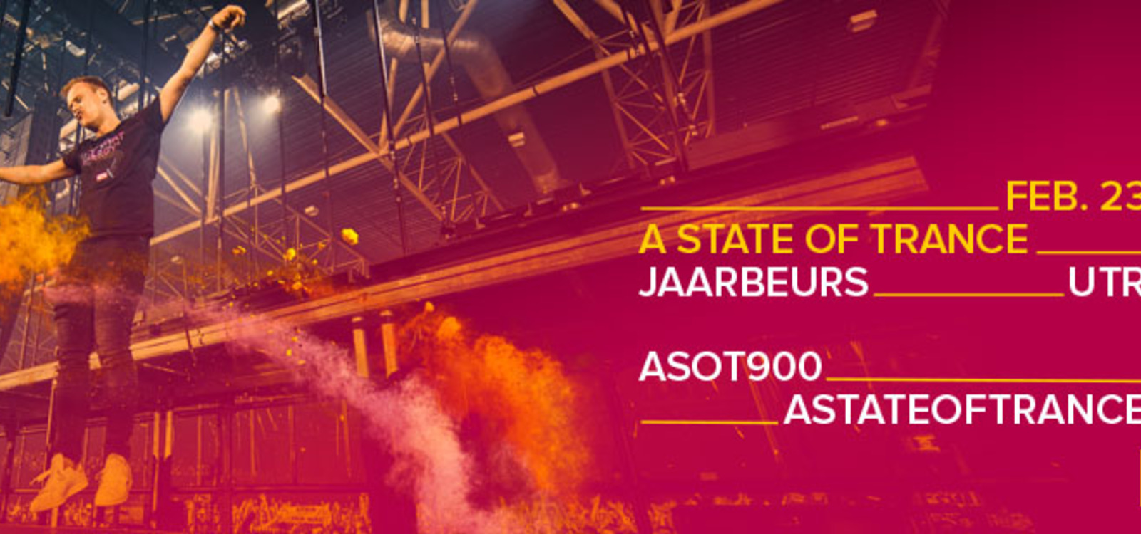 A State Of Trance Utrecht