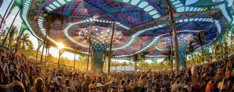 Universo Paralello festival 2020 in Praia de Pratigi – Bahia, Brazil |  FestivAll