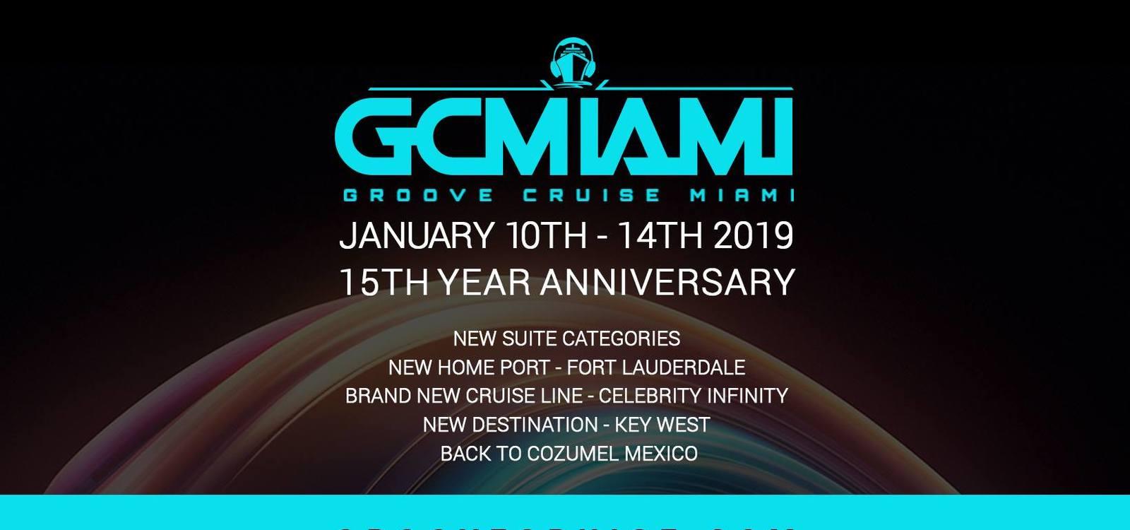 Groove Cruise - Miami