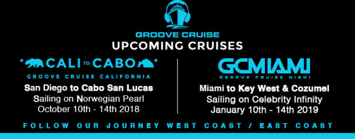 The Groove Cruise - Miami