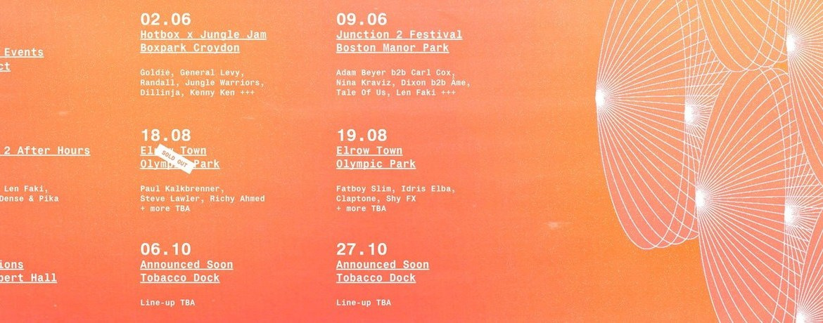 LWE & Innervisions present Innervisions London