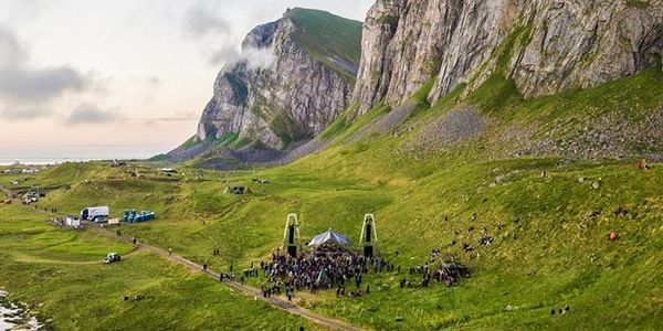 Beyond The Sound Systems: Music Festivals With Stunning Natural Landscapes