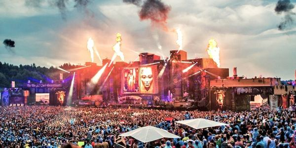Music Festival Stages That Will Blow Your Mind
